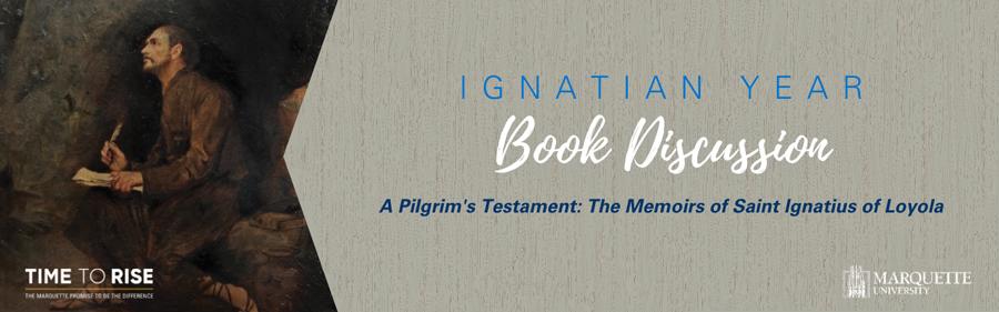 Ignatian Year Book Discussion