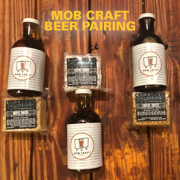 Mob Craft Beer Pairing