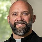 Fr. Geger Headshot