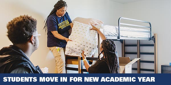 See a slideshow of move-in day 2019