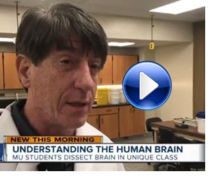 Dr Cullinan Discusses Brain Class