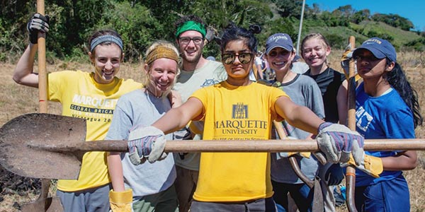 Marquette alumni being the difference 54 examples of changing and empowering communities